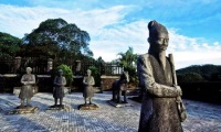 stone statue in hue vietnam holiday packages