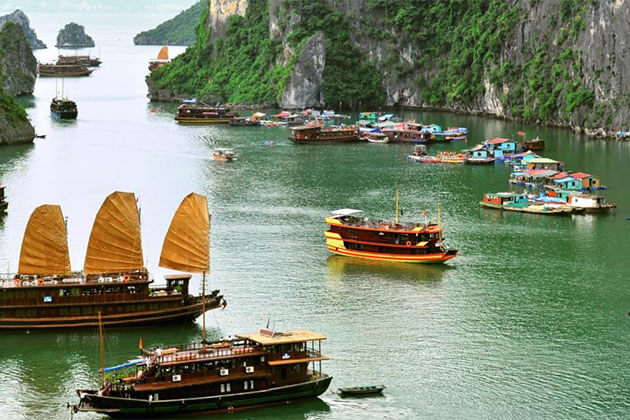 1D Halong Bay Cruise