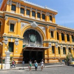 Saigon Old Post Office in Vietnam Holiday Package