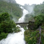 Silver Water Falls in Sapa Package
