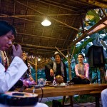 Traditional singing in Mekong Delta
