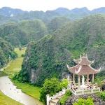 Trang An Ninh Binh Holiday in Vietnam