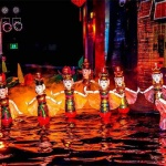 Water Puppet Show in Vietnam Holiday