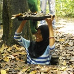 discover cu chi tunnels in ho chi minh city