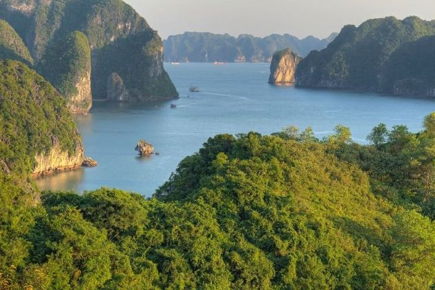 explore halong by on cruise