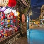Silk Shop in Hoi An Danang Holiday