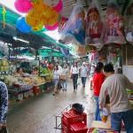 A corner of Dong Ba Market