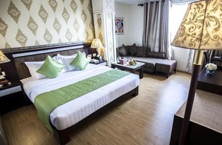Alagon Central Hotel & Spa Cover