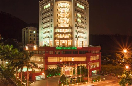Asean Halong Hotel Cover