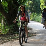 Hanoi – Cycling to Dong Ngac Village Tour