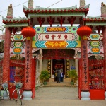 Cantonese Congregation in Hoi An Holiday to Vietnam
