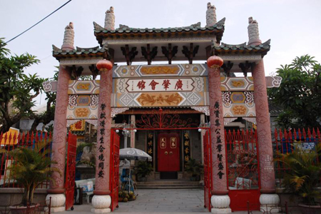 Cantonese congregation