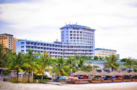 Cong Doan Ha Long Hotel Cover