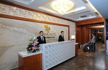 Cosiana Hotel Hanoi Cover