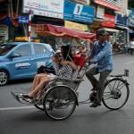 Cyclo tour around the Old Quarter