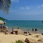 Danang Beach in holiday to Vietnam