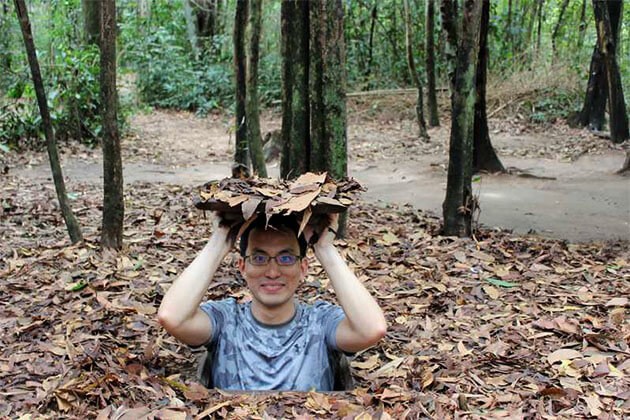 Discover Cu Chi Tunnels HCMC Holiday