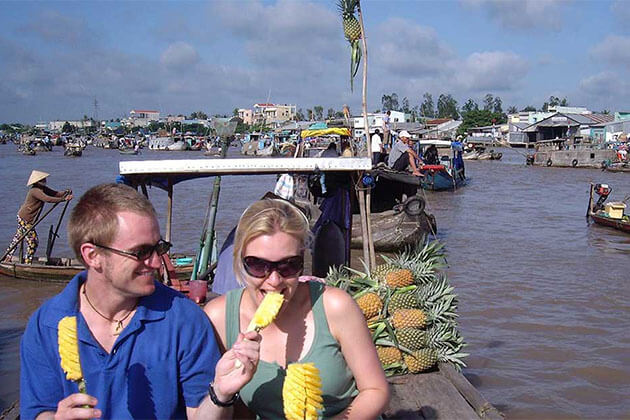 Explore Vinh Long Mekong Delta in Vietnam Holiday