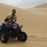 Get on quad bike and have fun in Mui Ne