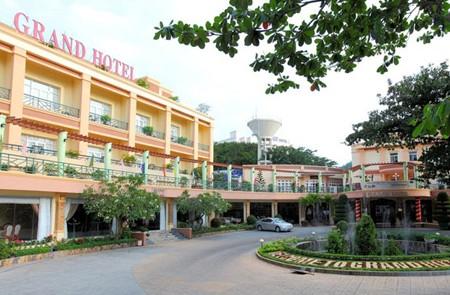 Grand Hotel Vung Tau Cover