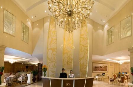 Grand Silverland Hotel & Spa Cover