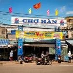 Han Market in Danang