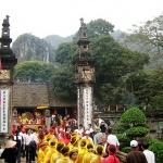 Hoa Lu Citadel Package Holiday to Vietnam Start from Hanoi