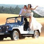 Hop on a jeep and discover Mui Ne