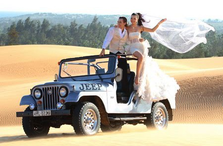 Hop on a jeep and discover Mui Ne