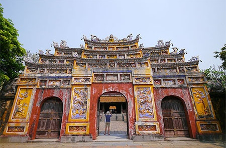 Hue Imperial Citadel danang holiday packages