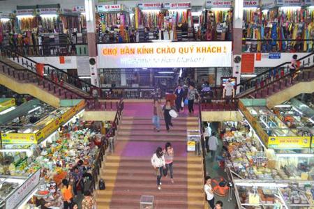 Inside Han Market