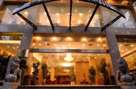 Lacasa Hotel Hanoi Cover