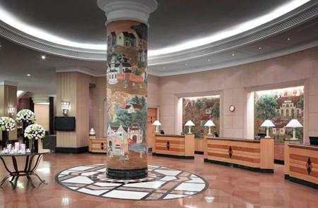 Melia Hotel Hanoi Cover