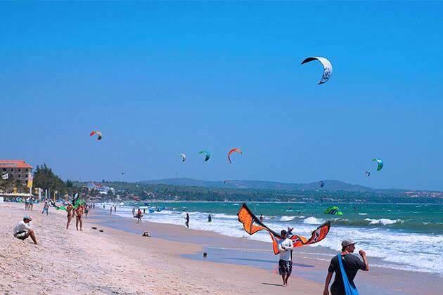 Mui Ne Beach in Vietnam Holiday