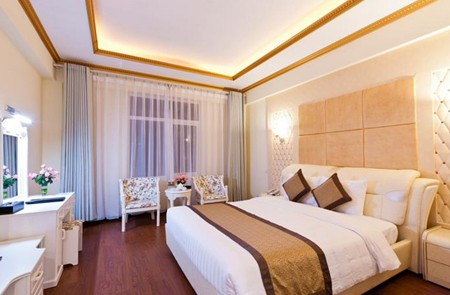 Muong Thanh Sapa Hotel Cover