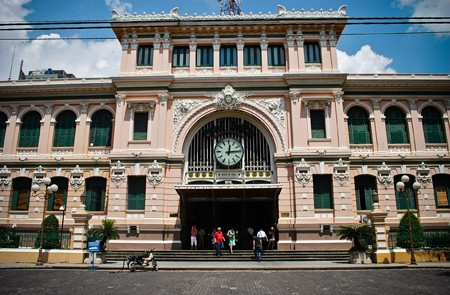 Saigon Old Post Office