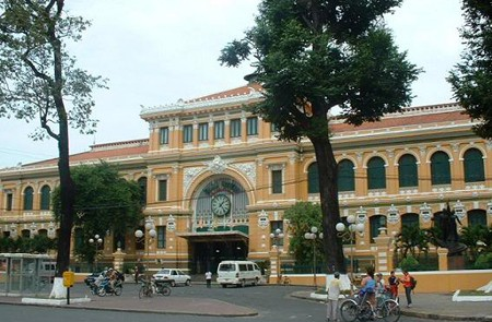 Saigon Old Post Office
