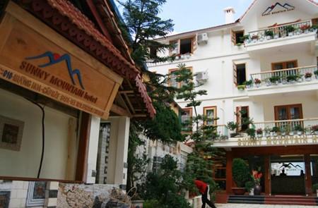 Sunny Mountain Hotel Sapa Cover