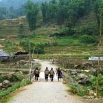 Ta Van Village in Sapa