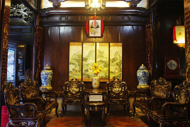 Tan Ky Old House Danang Package Holiday