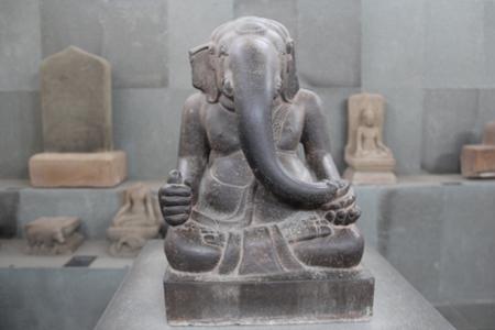 The God Ganesha - Son of Shiva