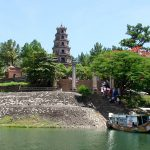 Thien Mu Pagoda in Vietnam Holiday Package