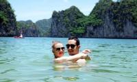 halong bay vietnam private honeymoon package