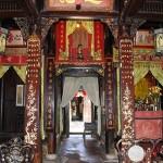 Inside Tan Ky Old House