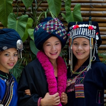 Ethnic clothing of Laos