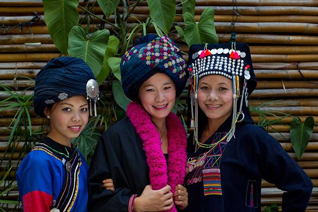Ethnic clothing of Laos