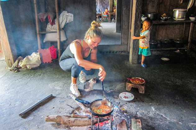Homestay experience in Sapa