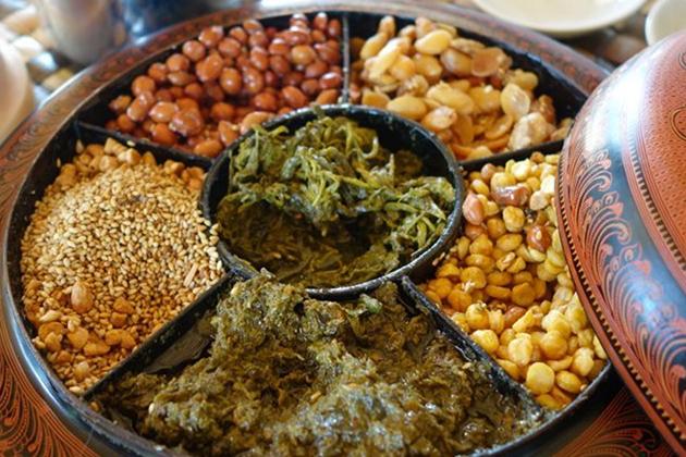 Myanmar Cuisine