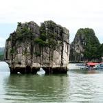 Dinh Huong Islet Halong Bay Vietnam Tour