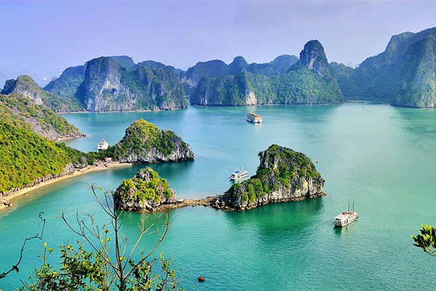Halong Bay Vietnam Holiday Package